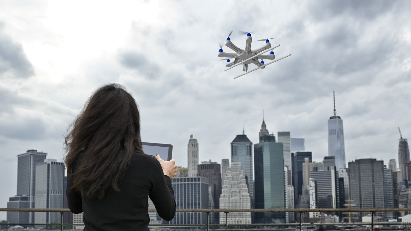 Want to make six figures? Try being a drone pilot