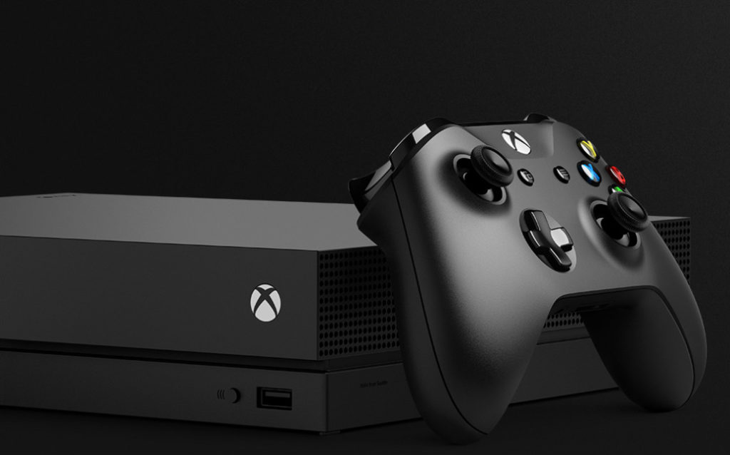 Microsoft Xbox One X Becomes First Device to Support HDMI 2.1 |