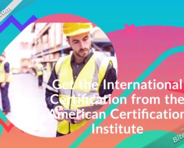 Shipping and logistics Certifications