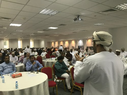 Businessgateways hosts roadshow for JSRS certification - Oman