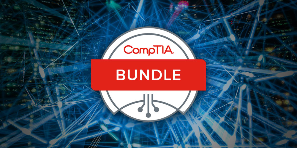 Earn Valuable CompTIA Certifications with This Training Bundle