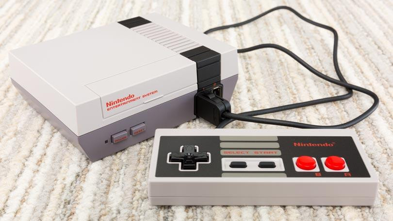 June's Best Selling Gaming Hardware Was... the NES Classic