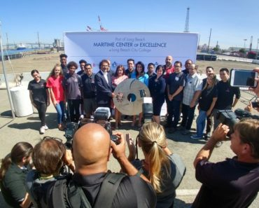 LBCC hopes to help fill high-demand Port jobs with new maritime center...