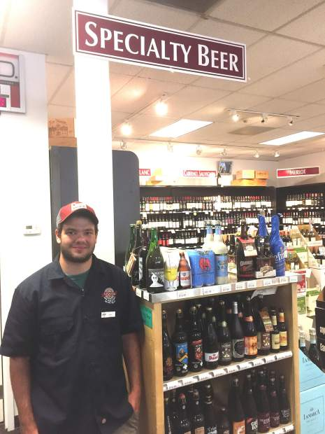 Meet West Vail Liquor Mart's new certified cicerone