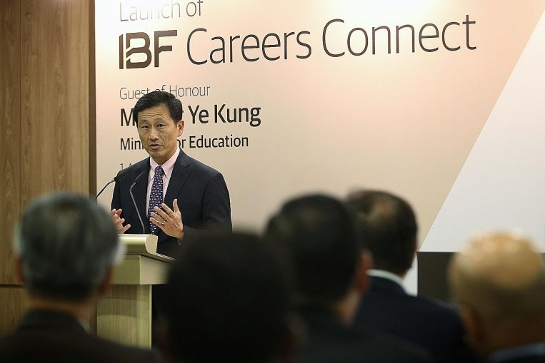 New career centre for finance professionals, Manpower News & Top Stori...