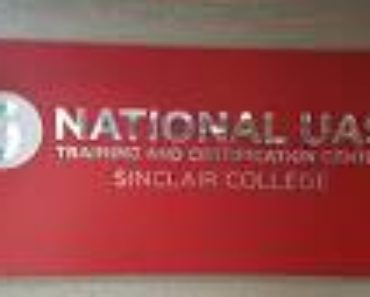 Sinclair's national UAS center leading initiatives across state, globe