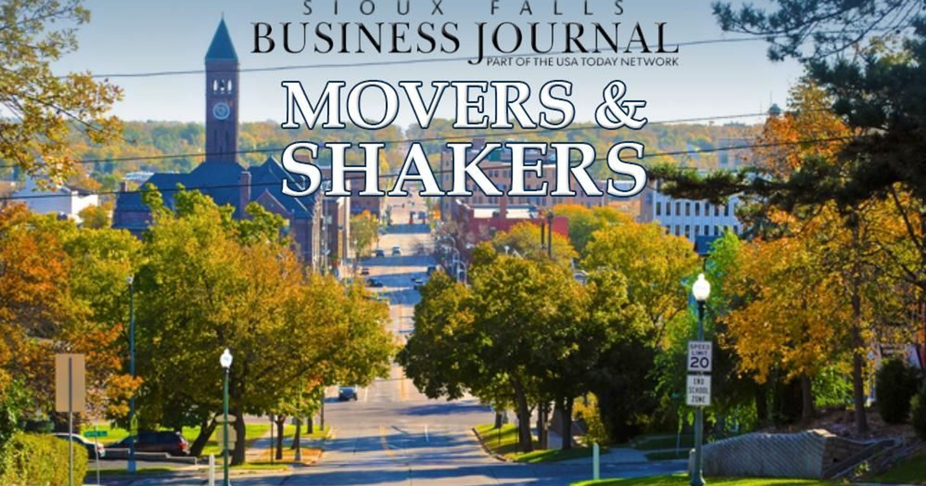 Sioux Falls Movers & Shakers: Aug. 15