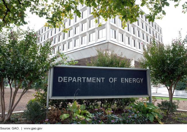 U.S. GAO - Nuclear Supply Chain: DOE Has Not Used Its Enhanced Procure...
