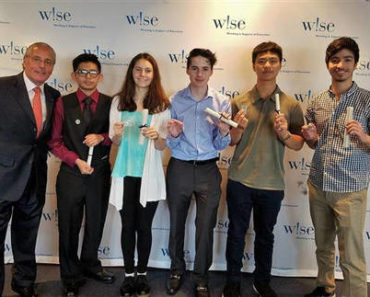 West Orange High School Students Honored for Financial Literacy - West...