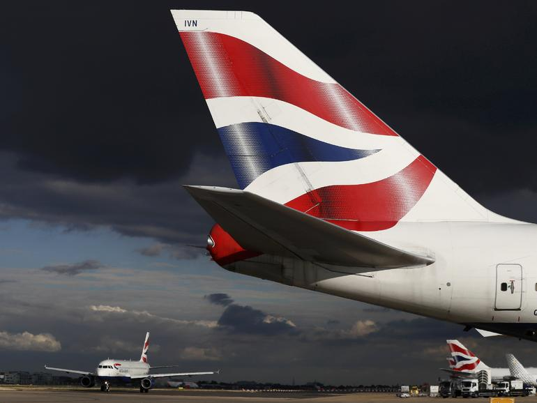 British Airways hit with customer data theft