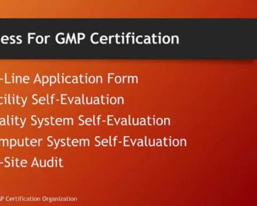 GMP Certification For Biotech, Dietary Supplement, E-Liquid and Pharma Manufacturers