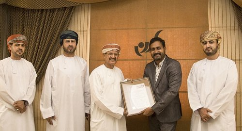 MSM gets certification for quality of its information security - Oman