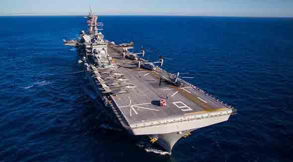 USS America (Credit: U.S. Navy)