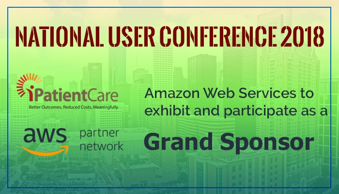 National User Conference 2018 welcomes Amazon Web Services as Grand Sp...