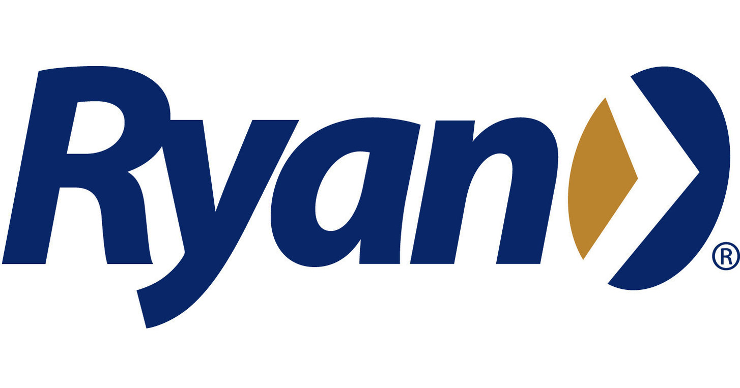 Ryan is an award-winning global tax services firm, with the largest indirect and property tax practices in North America and the sixth largest corporate tax practice in the United States. (PRNewsFoto/Ryan)