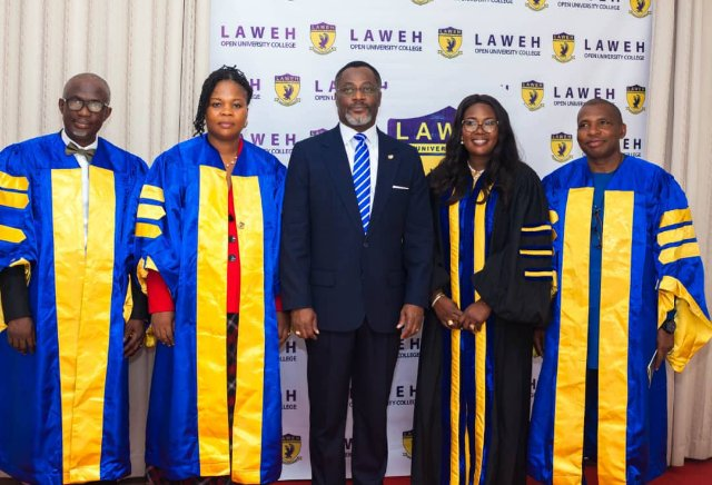 Laweh University partners PEBC-Canada to run ISO program