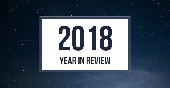 The Year In Review (Part One)