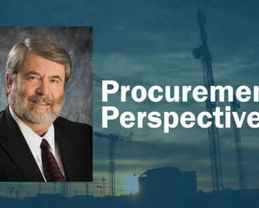 Procurement Perspectives: Bill 66 benefits of open tendering fact or f...