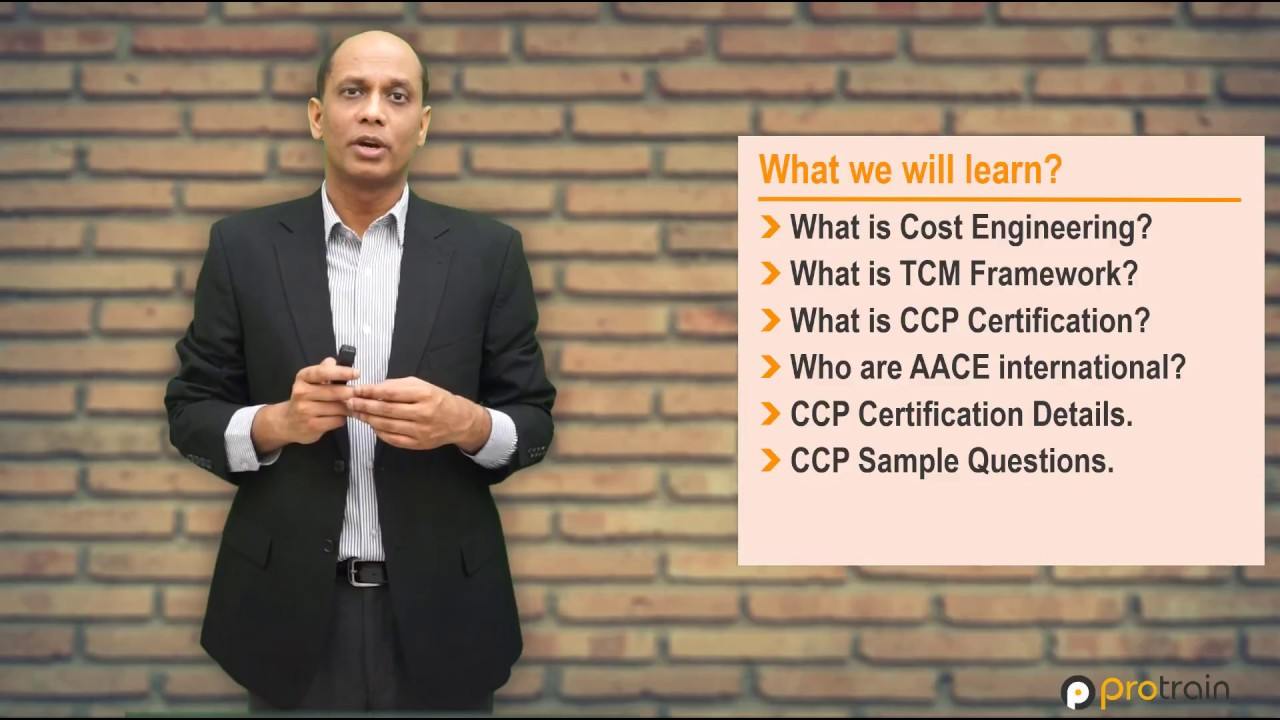 How to be a Certified Cost Professionals (CCP) Certification
