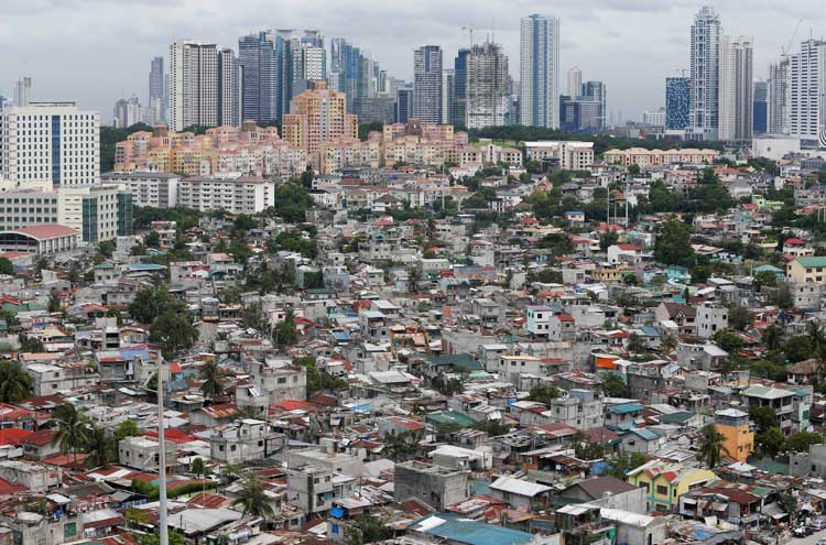 Metro Manila among the worst prepared cities says new index