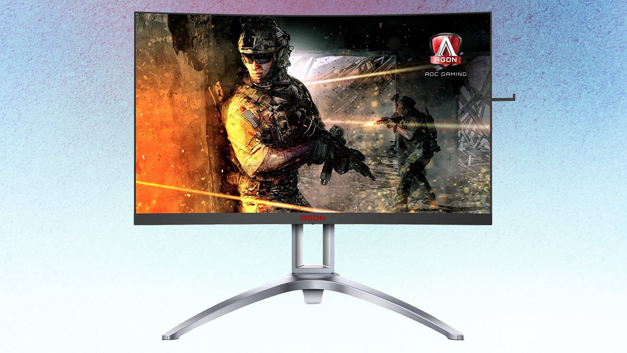 AOC AGON 3 AG273QCX Curved Gaming Monitor Review
