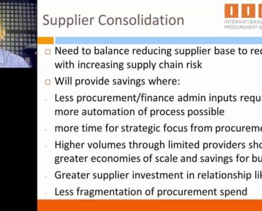 How to Leverage Procurement to Realize Cost Savings