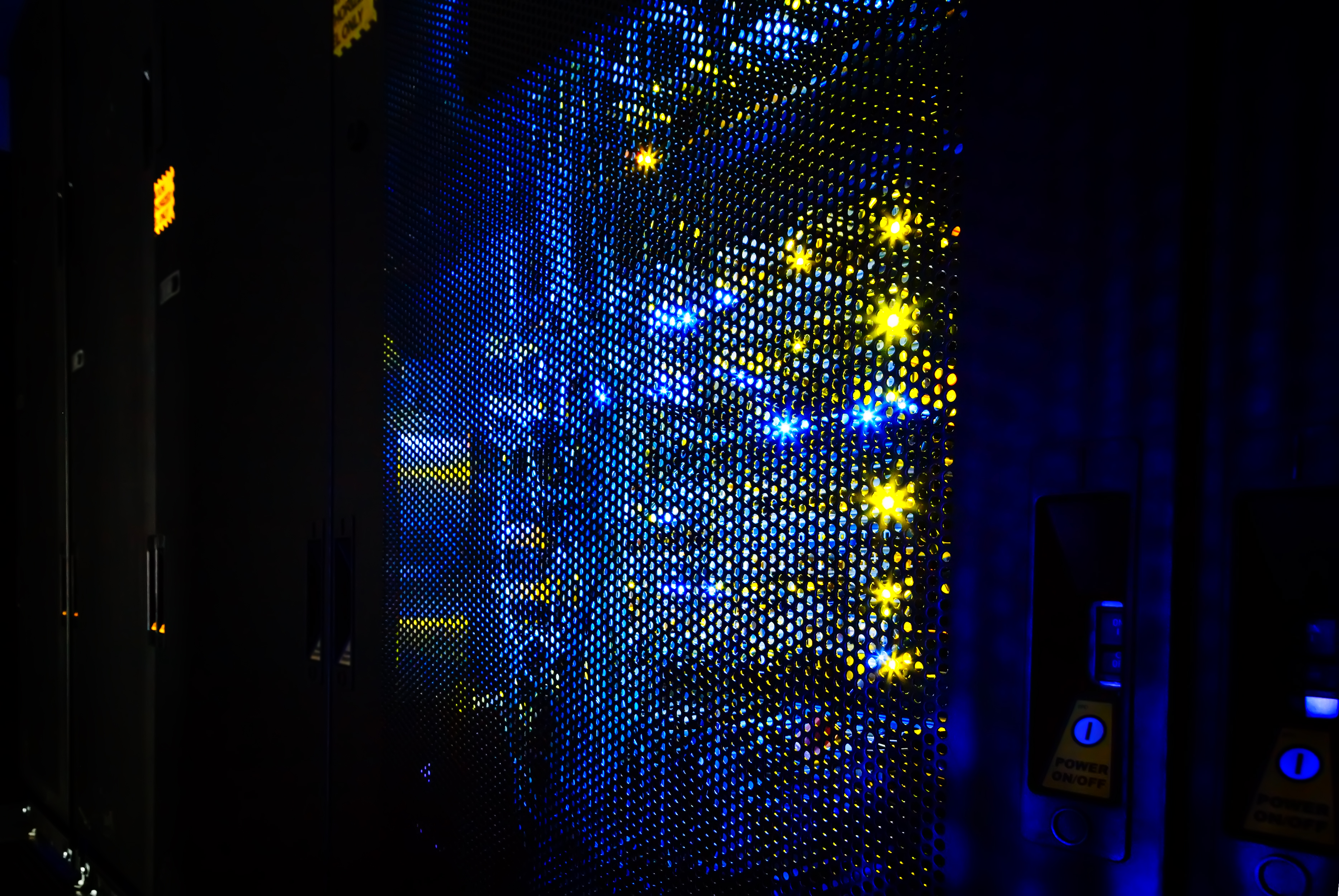 Panel, mainframe