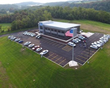 Dominion facility designed and constructed by WV firms receives enviro...