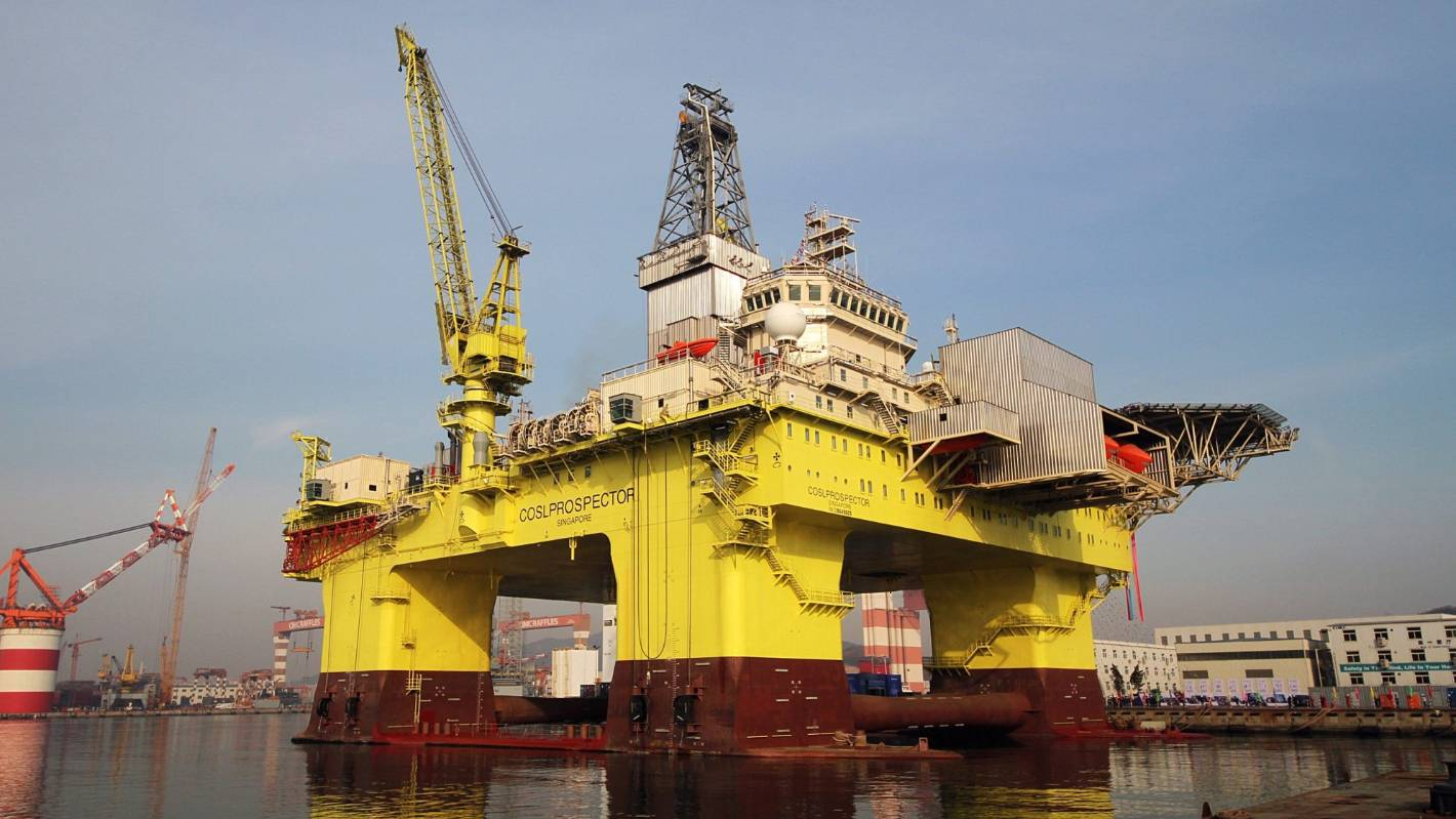 Shut out: The oil rig sending jobs offshore