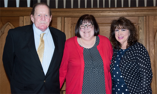 Nicholson, Longtime Employees Honored - University of Maryland, Baltim...