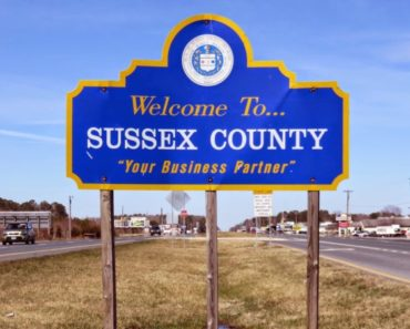 Sussex County comprehensive plan lands certification - Delaware State ...