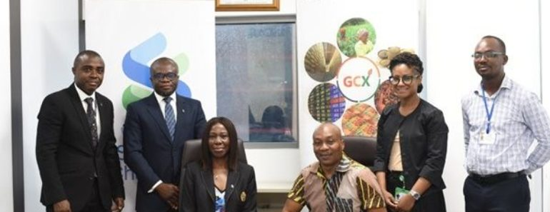 Standard Chartered Bank Signs MoU To Support Farmers Through GCX   Ban...
