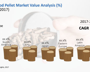Wood Pellet Market Revenue is Expected to Expand at a CAGR of 9.9% Bet...
